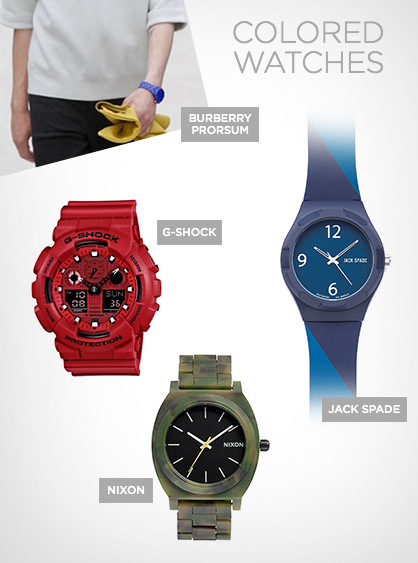 Spring_2014_Accessories_Trend_Menswear_Colored_Watches
