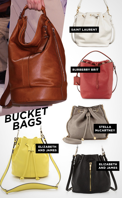 Spring 2014 Must-Have Handbags: Bucket Bags