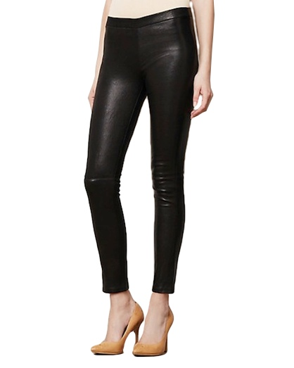 Leather Legging black trend J Brand Jeans