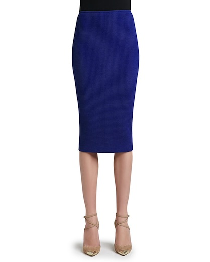 St John Knits pencil skirt trend