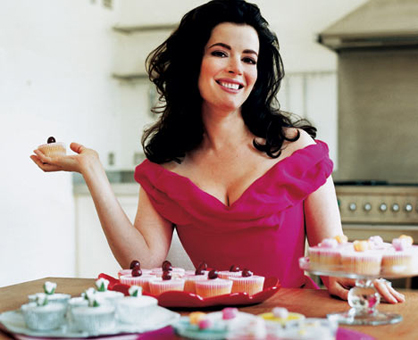 Nigella Lawson How To Be A Domestic Goddess Chocolate Cake