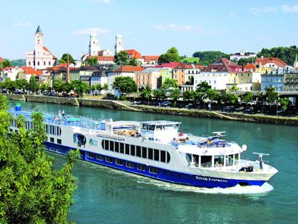 Top Cruise Trends 2013 River Cruise
