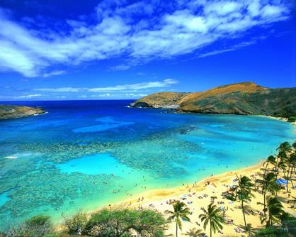 Summer Hot Spots Hawaiian Islands