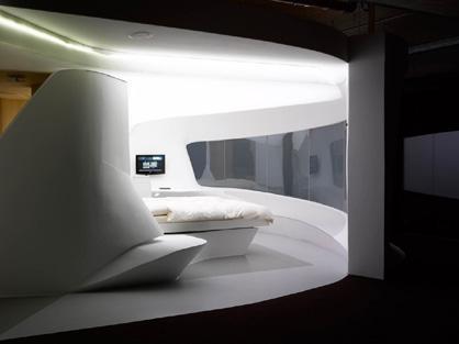 The Future of Hospitality Futuristic Rooms Future Hotel LAVA