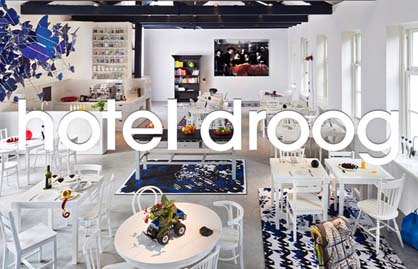 The Future of Hospitality Un-Hotels Hotel Droog