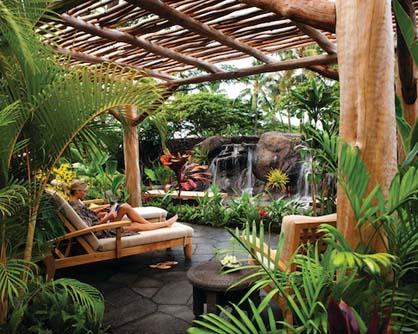 Eco Spa Hualalai Spa Hawaii