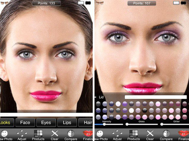 LUX Beauty: top makeup apps : LadyLUX - Online Luxury Lifestyle ...