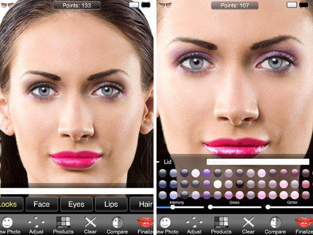 Lux Beauty Top Makeup Apps Ladylux Online Luxury
