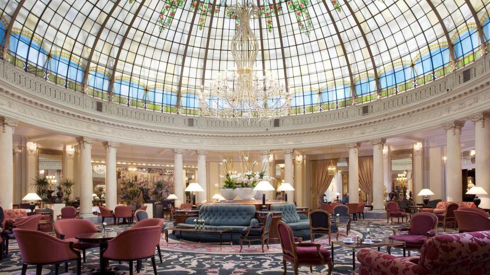 Lux city spotlight madrid ladylux online luxury - Hotel the westin palace madrid ...