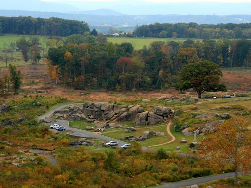 gettysburg pennsylvania is a top east coast location for paranormal activity as the former war grounds of the biggest battle of the american civil war