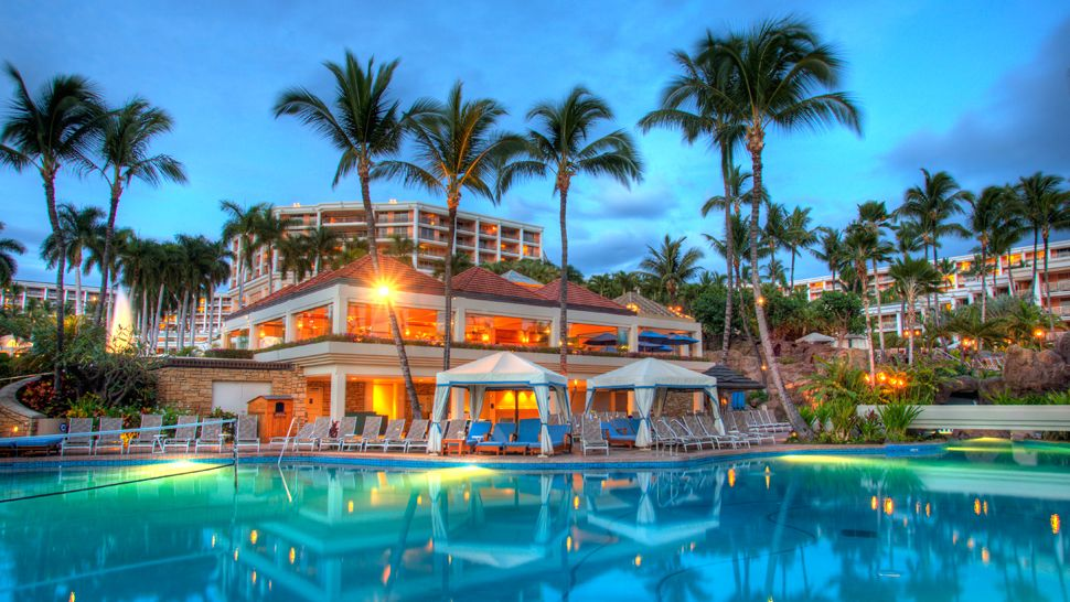Lux Travel 5 Hawaiian Resorts For Holiday Vacationing