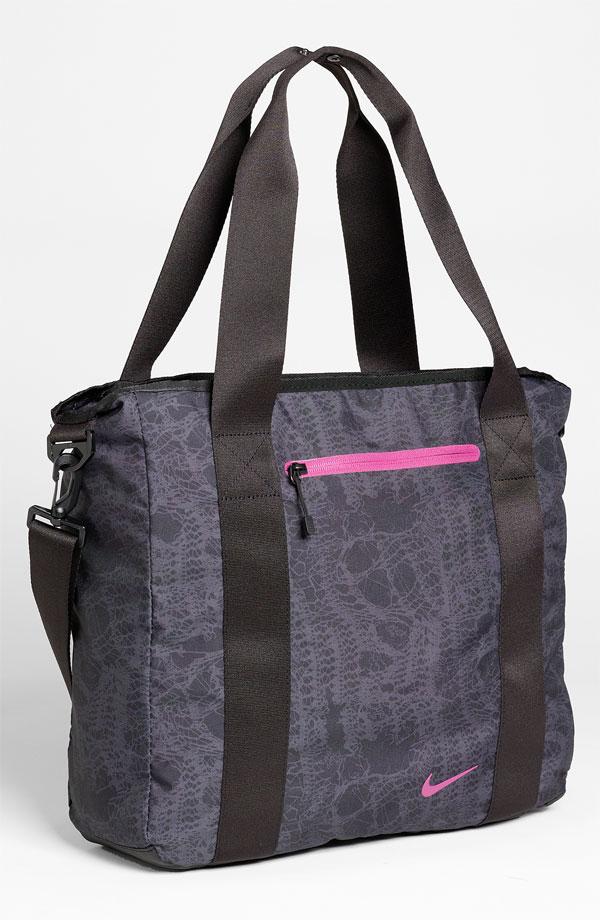 pink and black nike gym bag lMmoqwsM