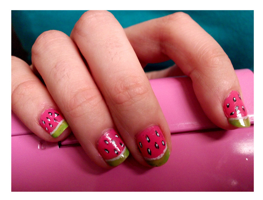 LUX Beauty: Spring Nail Art   LadyLUX - Online Luxury Lifestyle ...