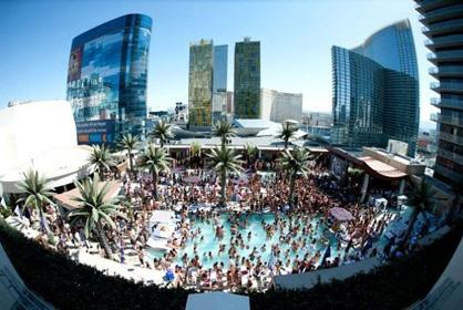 Las Vegas Summer Hot Spot