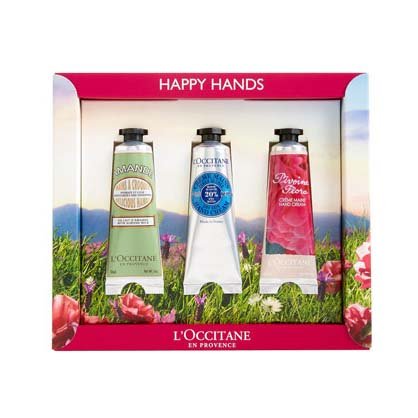 Mother's Day Beauty Gift L'Occitane Happy Hand Cream
