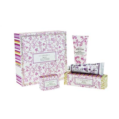 Mother's Day Beauty Gift Lollia Bath Collection