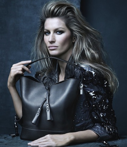Marc Jacobs Final Ad Campaign Gisele Bundchen