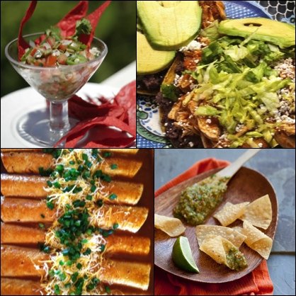 Common Mexican Ingredients
