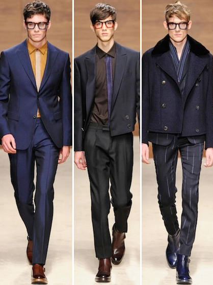 Menswear Fall 2014 Milan Fashion Week Salvatore Ferragamo