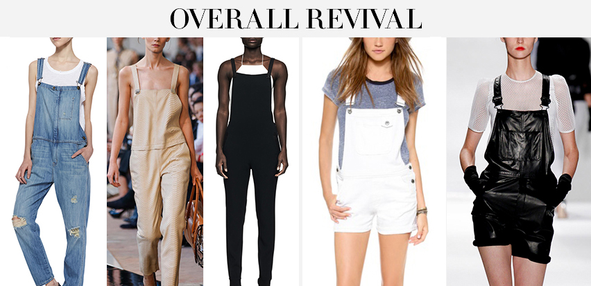 Spring 2014: The Jumpsuit Trend