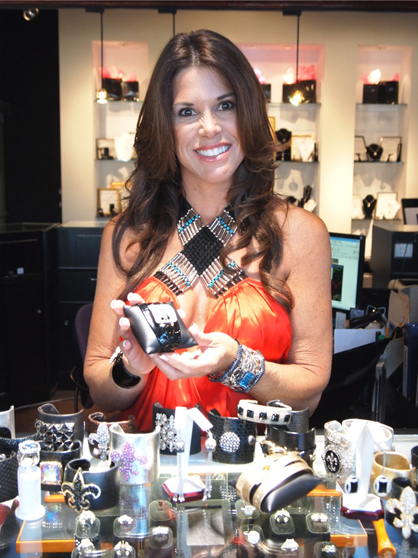 OC Housewife Lynne Curtin Goes Global With Couture Line