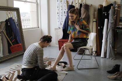 Heidi Merrick Los Angeles Studio