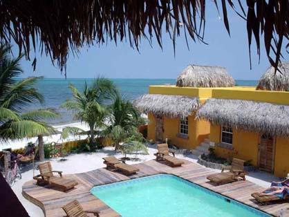 Secret Seaside Getaways Caye Caulker Seaside Cabanas