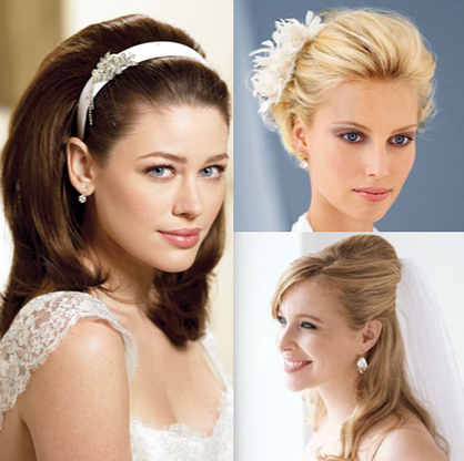 Spring Wedding Hairstyles Chic & Classic Hair