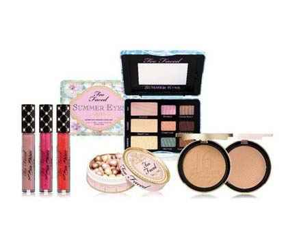 Summer 2013 Cosmetic Collections Too Faced Hello Sunshine