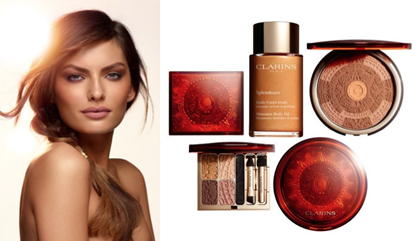 Summer 2013 Cosmetic Collections Clarins Splendours Summer