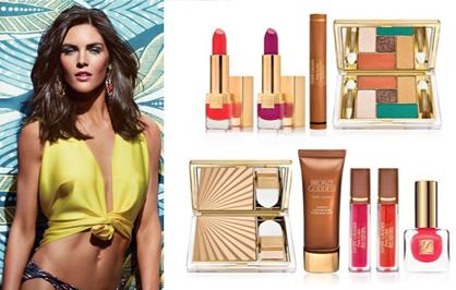 Summer 2013 Cosmetic Collections Estee Lauder Bronze Goddess