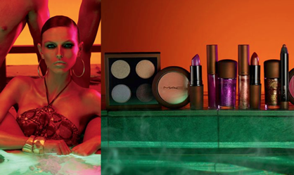 Summer 2013 Cosmetic Collections MAC Temperature Rising