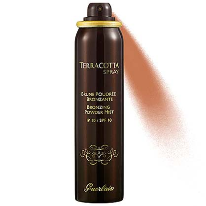 Sunless Tanning Tips & Picks Guerlain Terracotta Spray