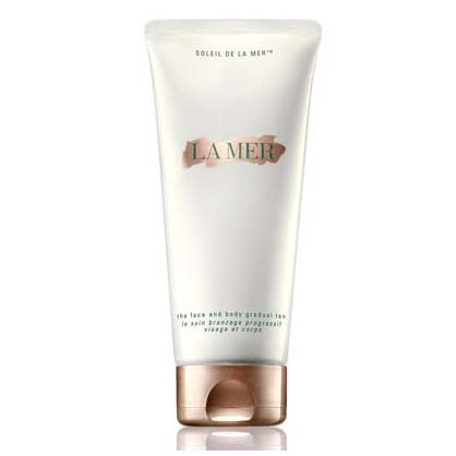Sunless Tanning Tips & Picks La Mer Face & Body Gradual Tan