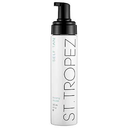 Sunless Tanning Tips & Picks St. Tropez Self Tan Bronzer