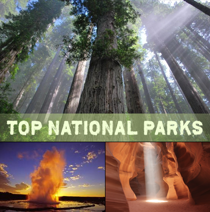 Top U.S. National Parks