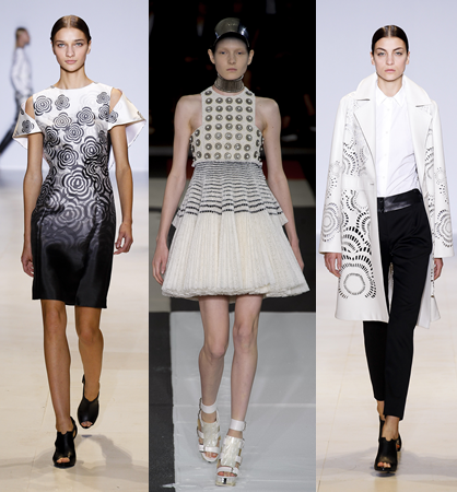 Spring 2014 Unexpected Details Runway Trend