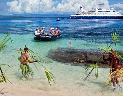 Top Adventure Cruises Australia & the Pacific Islands