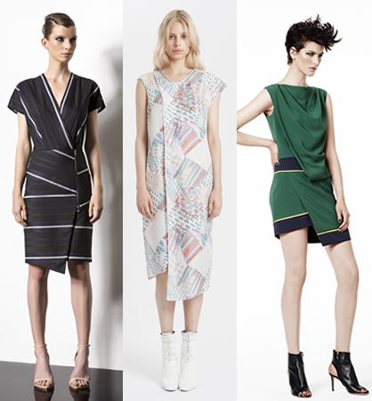 Resort 2014 Trends: Asymmetrical
