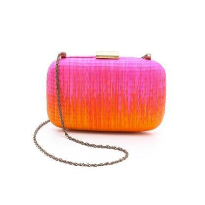 Pink Minaudiere Bag