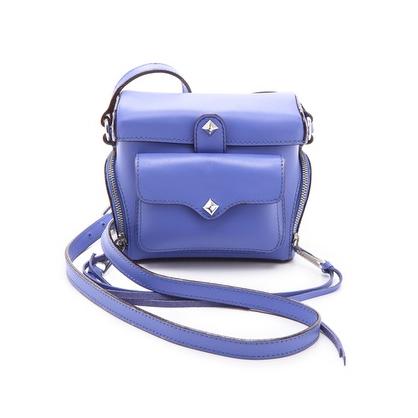 Purple Camera Bag