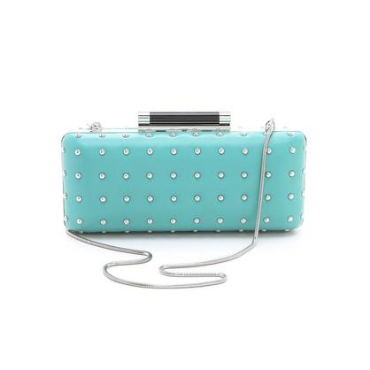 Blue DVF Tonda Bag