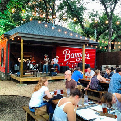 Best Restaurants in Austin: Banger's