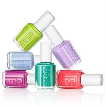 Beach Bag Beauty Essentials Essie 2013 Collection