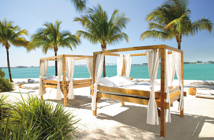 Favorite Beachfront Resorts Mandarin Oriental Miami