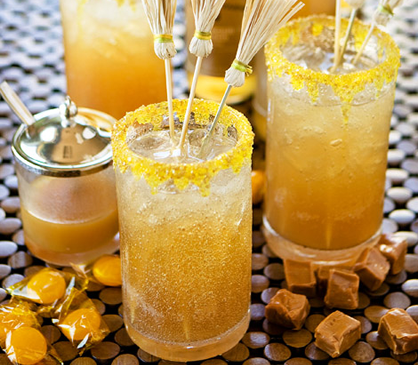 Ginger Beer and Butterscotch Cocktail Recipe