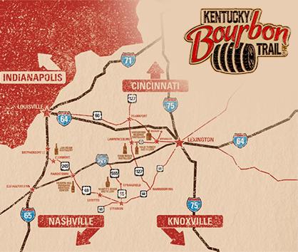 Top craft distillers for Kentucky craft bourbon trail