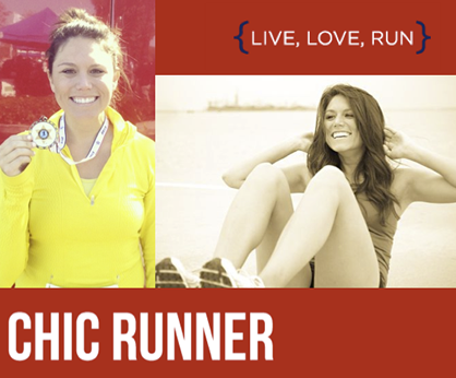 Running Advice from the Chic Runner