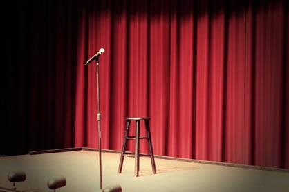 Date Idea, Comedy Club