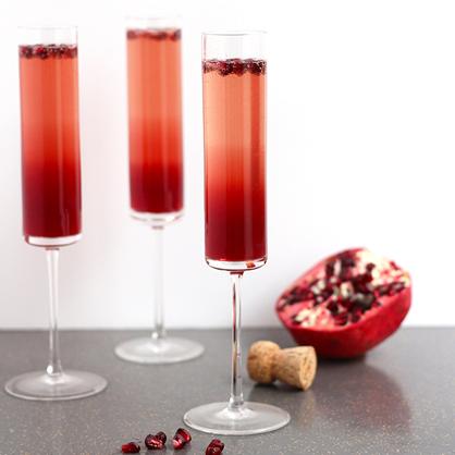 Cranberry Champagne Recipe